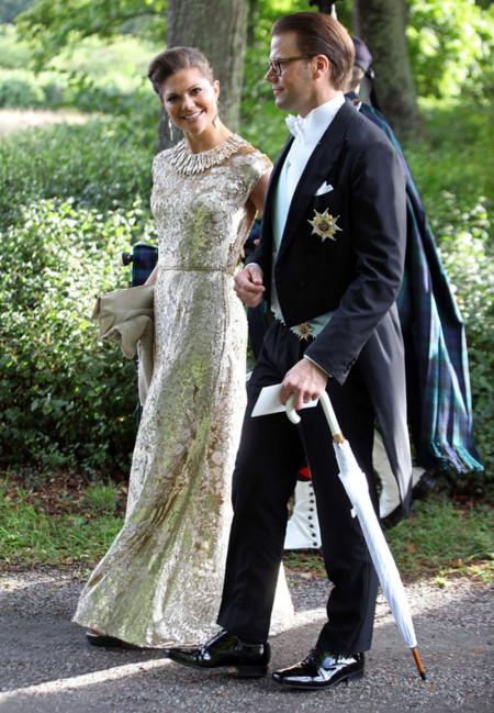 Victoria de Suecia Magnuson boda real