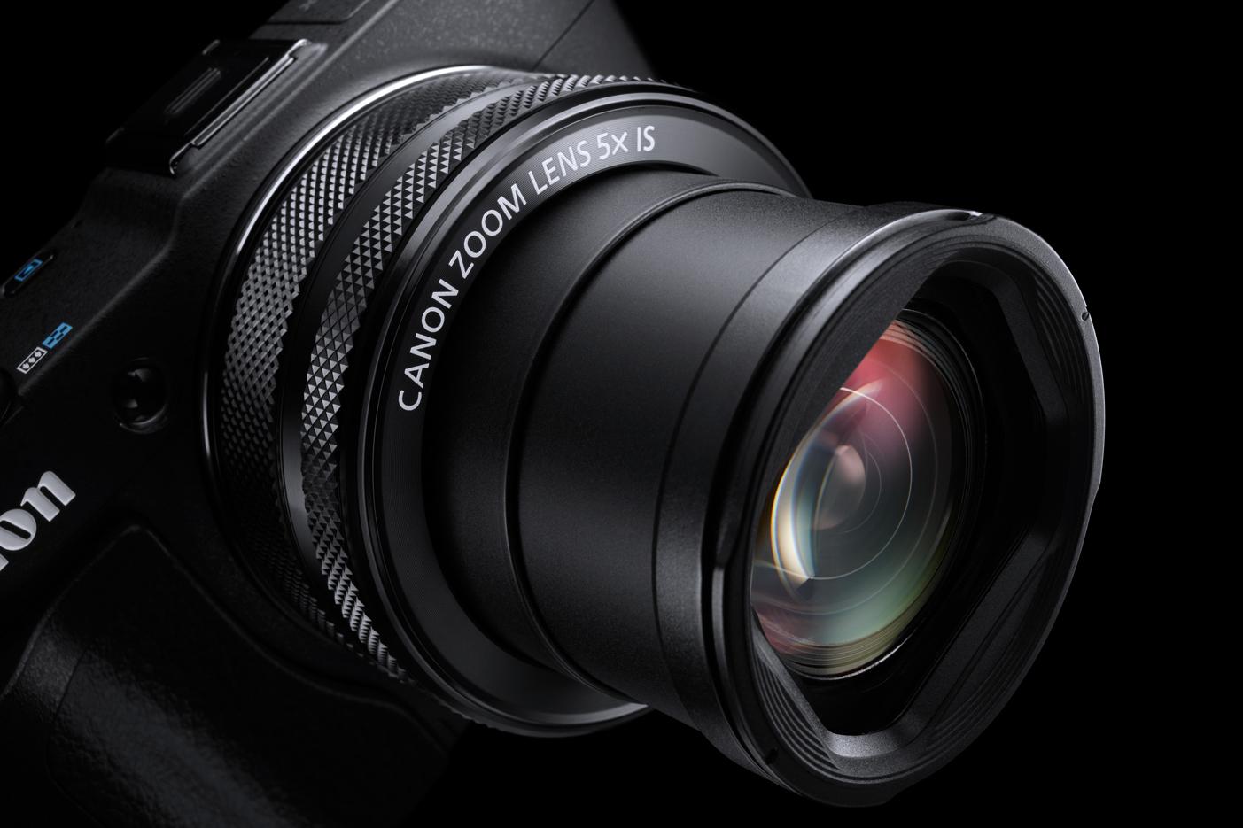 Foto de Canon PowerShot G1 X Mark II (3/8)