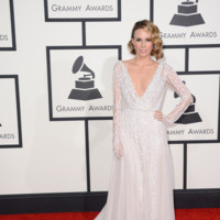 Keltie Knight Grammy 2014