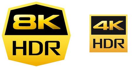 8K logotipo
