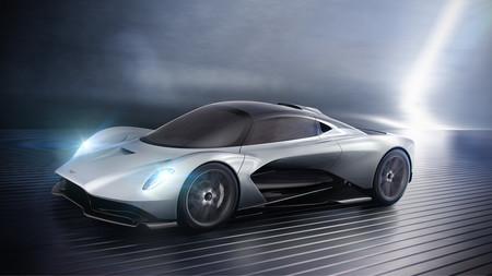 El hermano pequeño del Aston Martin Valkyrie se llama AM-RB 003 y es un hiperdeportivo híbrido V6 turbo