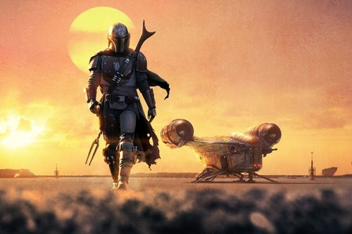 'The Mandalorian': más nostalgia Star Wars en un sencillo y espectacular western espacial de aventuras
