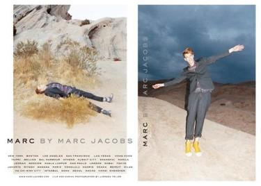 Más fotografías de la campaña Primavera-Verano 2010 de Marc by Marc Jacobs