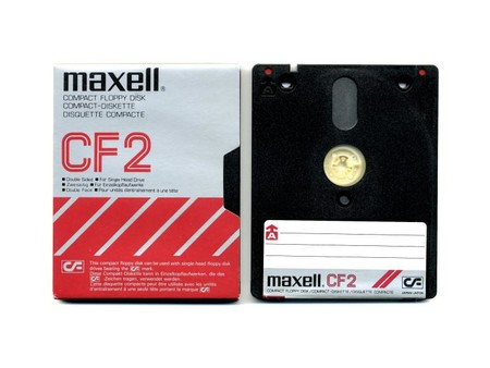 455824 3 Inch Compact Floppy