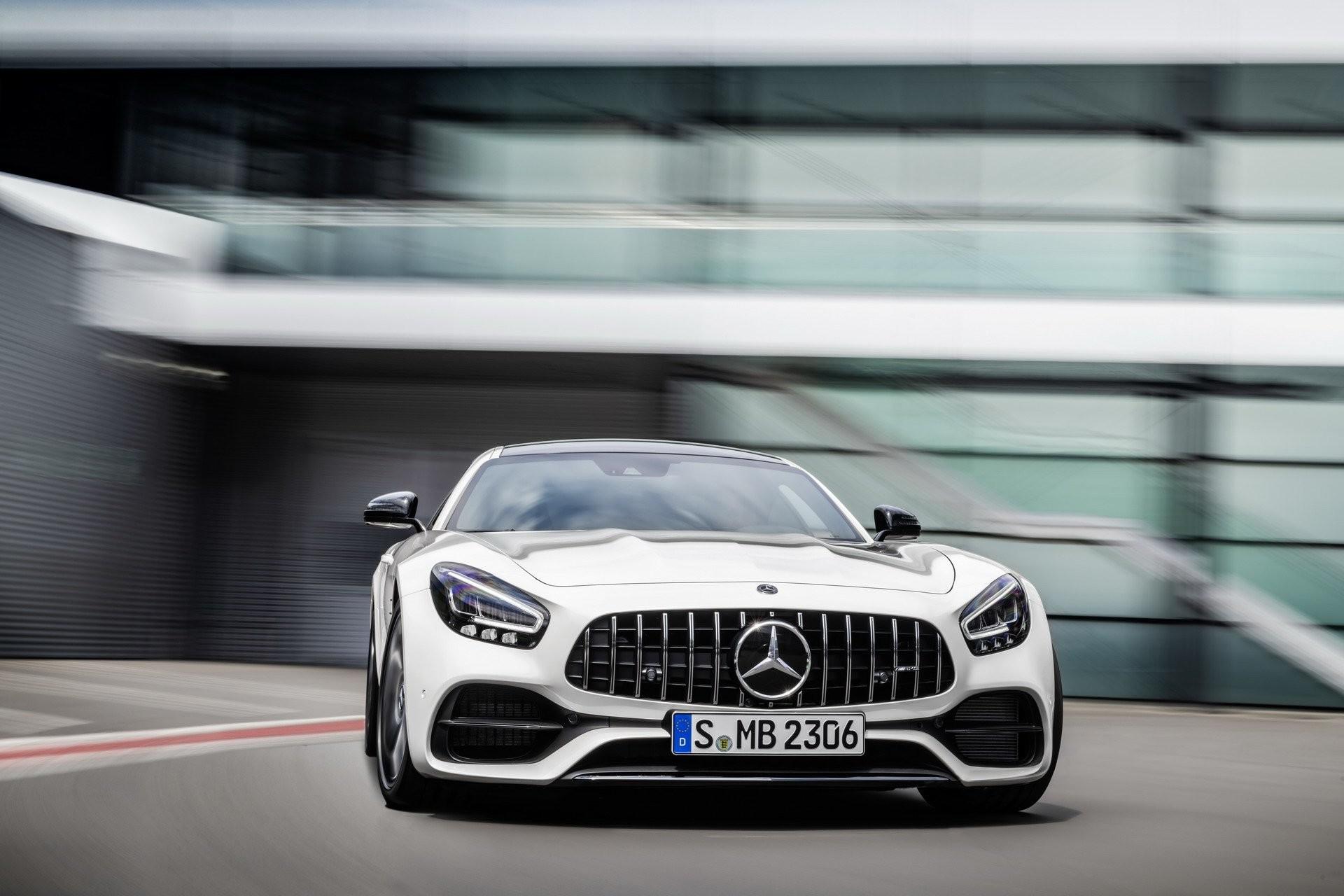 Foto de Mercedes-AMG GT 2020 (3/44)