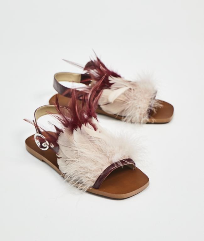 Sandalias Zara Exclusivas 3