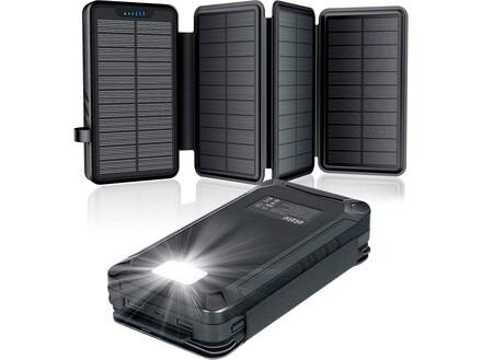 Powerbank Placas Solares
