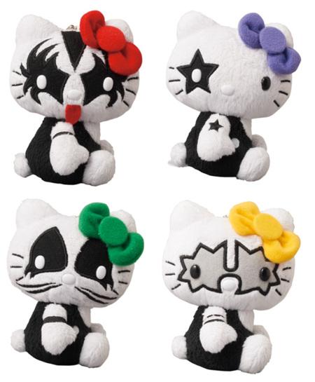 Hello Kitty Kiss peluches