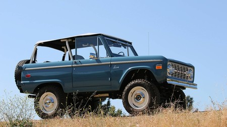 Ford Bronco Restaurado Por Icon 4x4 7