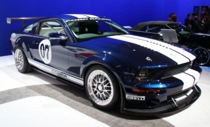 2007 Shelby Mustang GT500 Professional Road Racer