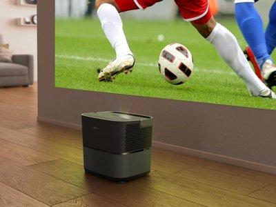 Philips renueva su serie de proyectores ultracortos  Screeneo con más contraste y mejor resolución