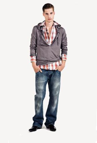 HM propone sus tendencias Otoño-Invierno 2009/2010 grunge