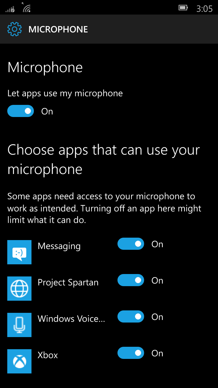 Foto de Windows 10 Mobile build 10136 (65/92)