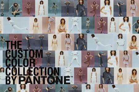Zara presenta una cómoda (y completa) colección de chándals en colaboración con Pantone