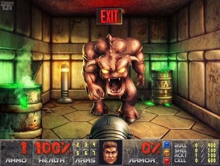 ¿Sabéis qué? 'Doom' cumple 20 años