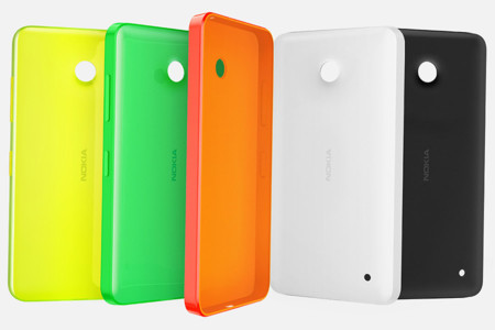 Carcasas Lumia