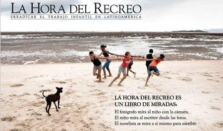 'La hora del recreo', un libro para erradicar el trabajo infantil