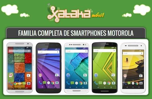 Asi Queda El Catalogo Completo De Smartphones Motorola
