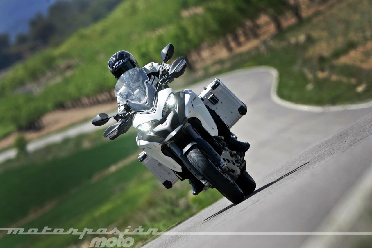 Foto de Ducati Multistrada 1200 Enduro - Acción (36/37)