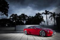 Lexus planea un sucesor para el LFA