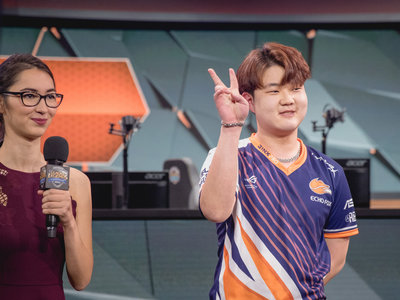 Huni y Lucian: una historia de amor en League of Legends