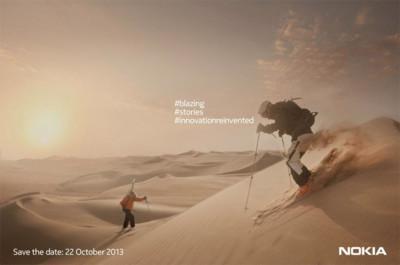 ¿Qué va a presentar Nokia el 22 de octubre?
