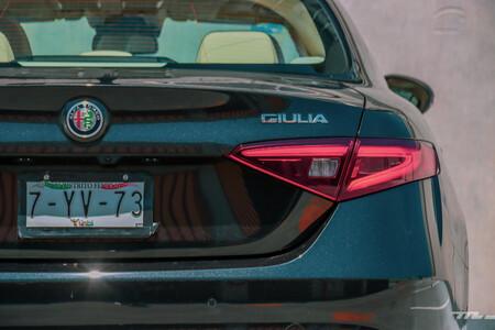 Alfa Romeo Giulia Lusso 2021 Fotos Prueba De Manejo Resena Opiniones Mexico 108