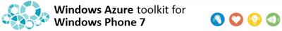 Disponible Windows Azure Toolkit for Windows Phone 7