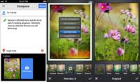 Google+ añade edición fotográfica y filtros, cortesía de Snapseed