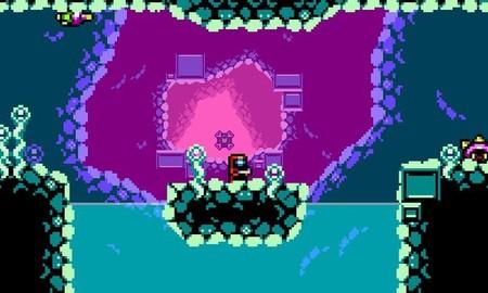 Xeodrifter es lo nuevo de Renegade Kid (Mutant Mudds) y es un metroidvania para Nintendo 3DS