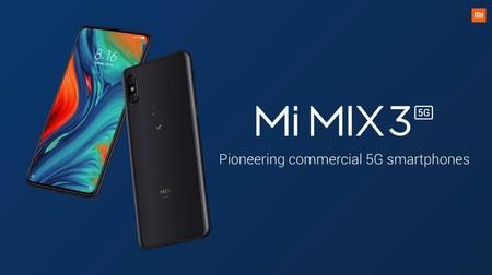 El Xiaomi Mi MIX 3 5G es oficial, Xiaomi presenta su móvil con pantalla deslizable y conectividad 5G
