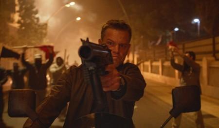 'Jason Bourne', primer tráiler y teaser póster del regreso de Matt Damon