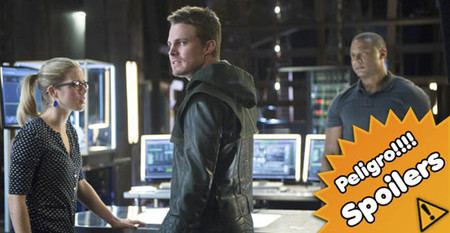 'Arrow' expande su mundo y refuerza a su trío dinámico