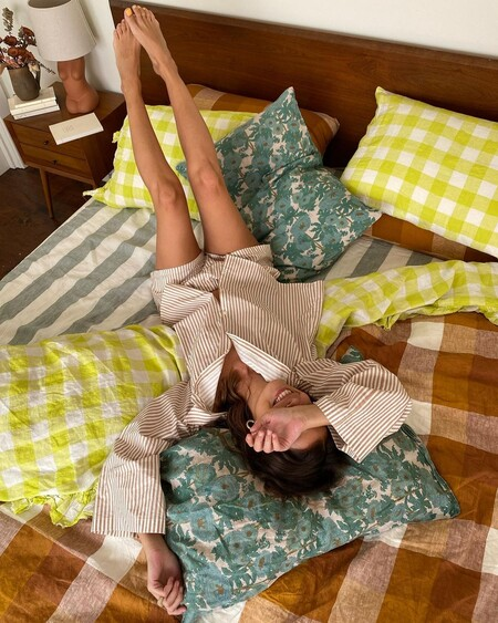 11 camisones y pijamas de pantalón corto fresquitos para las noches de verano más calurosas