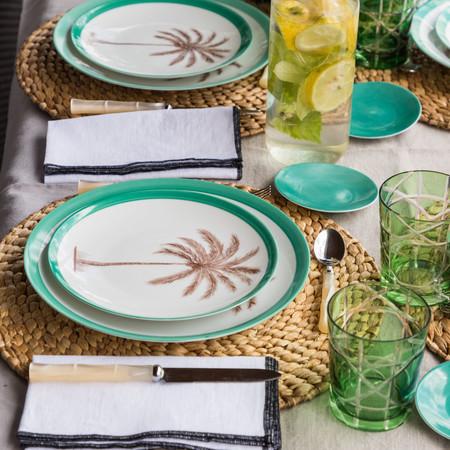 Molecot se suma a la tendencia mix and match para vestir la mesa en primavera