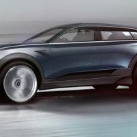 Audi e-tron quattro concept: goteo de imágenes antes del Salón de Frankfurt