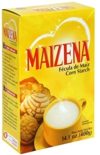Maizena, un fluido no-newtoniano
