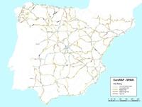 En diez años los tramos negros en las carreteras españolas han bajado del 36% al 5,8%