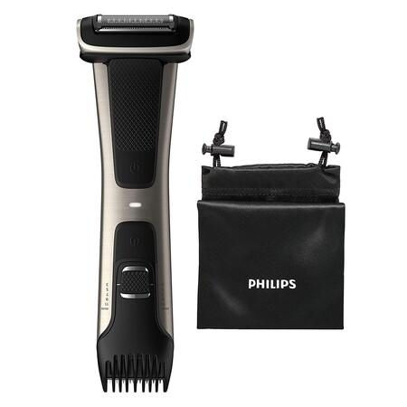 Chollazo en Amazon en la afeitadora para uso corporal Philips Serie 7000 BG7025/15: ahora puede ser nuestra por 48,99 euros