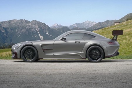 Mansory Gts Oneoff6