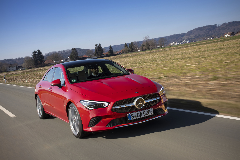 Foto de Mercedes-Benz CLA Coupé 2019, toma de contacto (45/248)