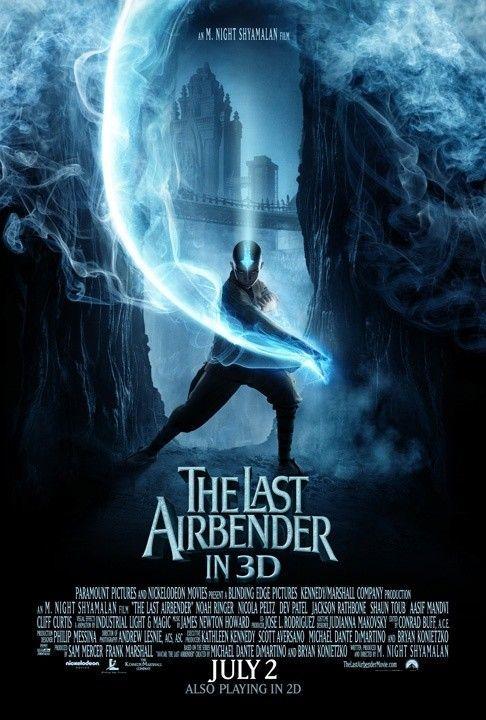 'Airbender: El último guerrero', tres nuevos carteles