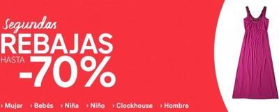 Kiabi o C&A también tienen descuentos de hasta el 70 % en sus segundas rebajas