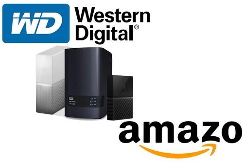 Ofertas en almacenamiento Western Digital por la Semana Gaming en Amazon