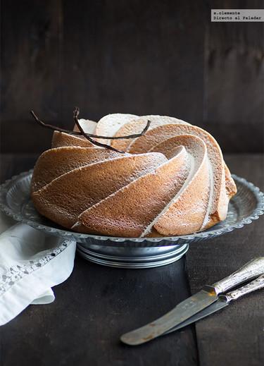 Disfruta de tus desayunos y meriendas con una receta de bizcocho para cada día del mes