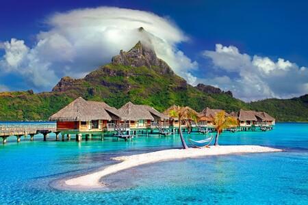Tahiti Polinesia Bora Bora 3023437
