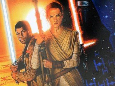 Habemus tráiler. Star Wars: El Despertar de la Fuerza, ya está aquí