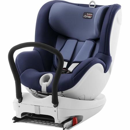 La silla de coche Britax Römer Dualfix grupo 0+/1 Isofix en azul está rebajada a 289 euros en Amazon