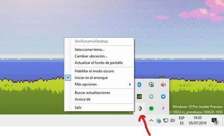 Windynamicdesktop Icono