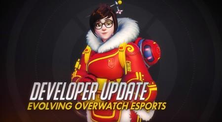 Overwatch renovará su sistema de espectador para hacer más entendible su esport